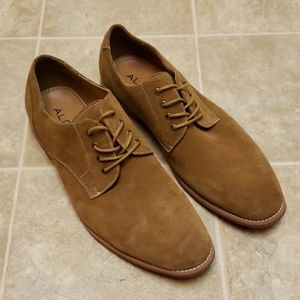 Aldo | Suede Lace-Up Oxfords | Men's Size 11